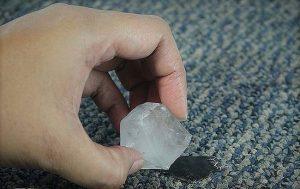 заморозить пластилин