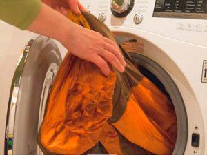 стираем мембрану в стиральке