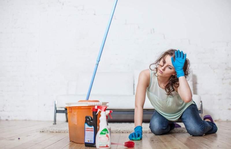 как правильно мыть пол