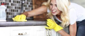 как часто проводить влажную уборку