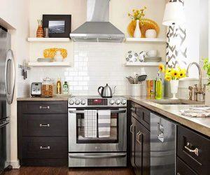 неприятные запахи на кухне