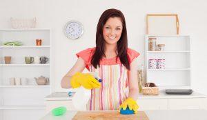 как часто убирать на кухне