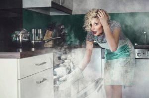 как убрать запах гари
