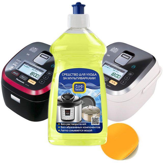 средство для мытья мультиварки