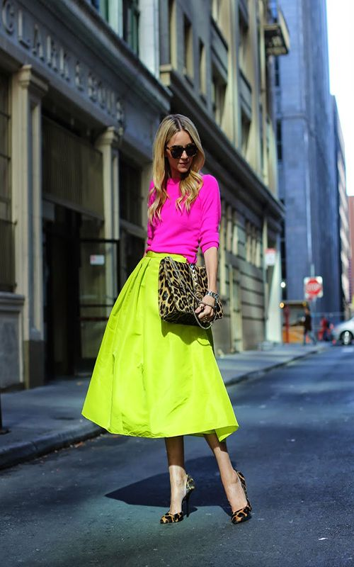 накрахмаленная юбка