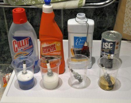 средства для мытья кухни