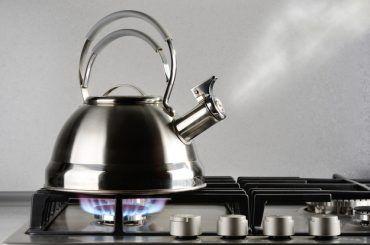 как чистить чайник