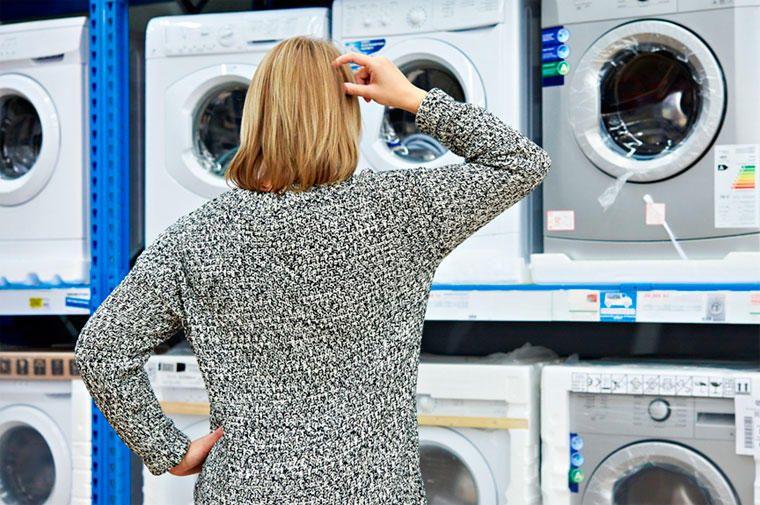 как выбрать стиралку