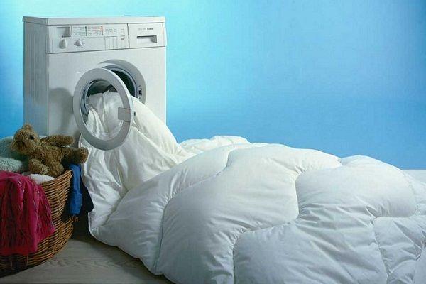 можно ли стирать одеяло