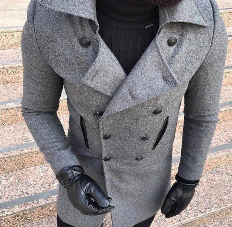 как стирать драповое пальто