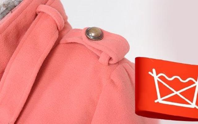 как стирать кашемировое пальто