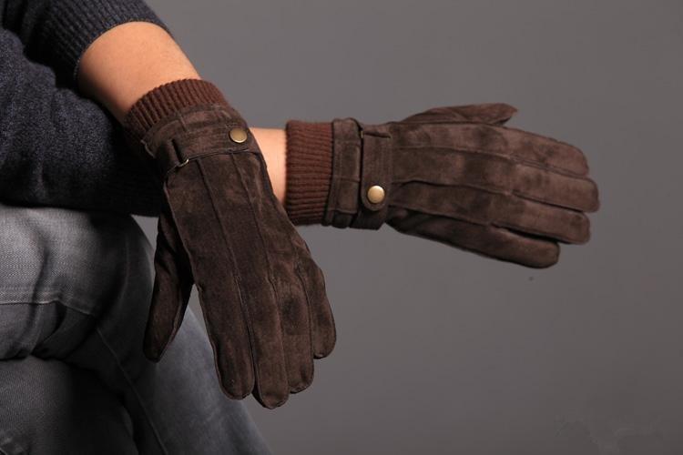 как стирать замшевые перчатки