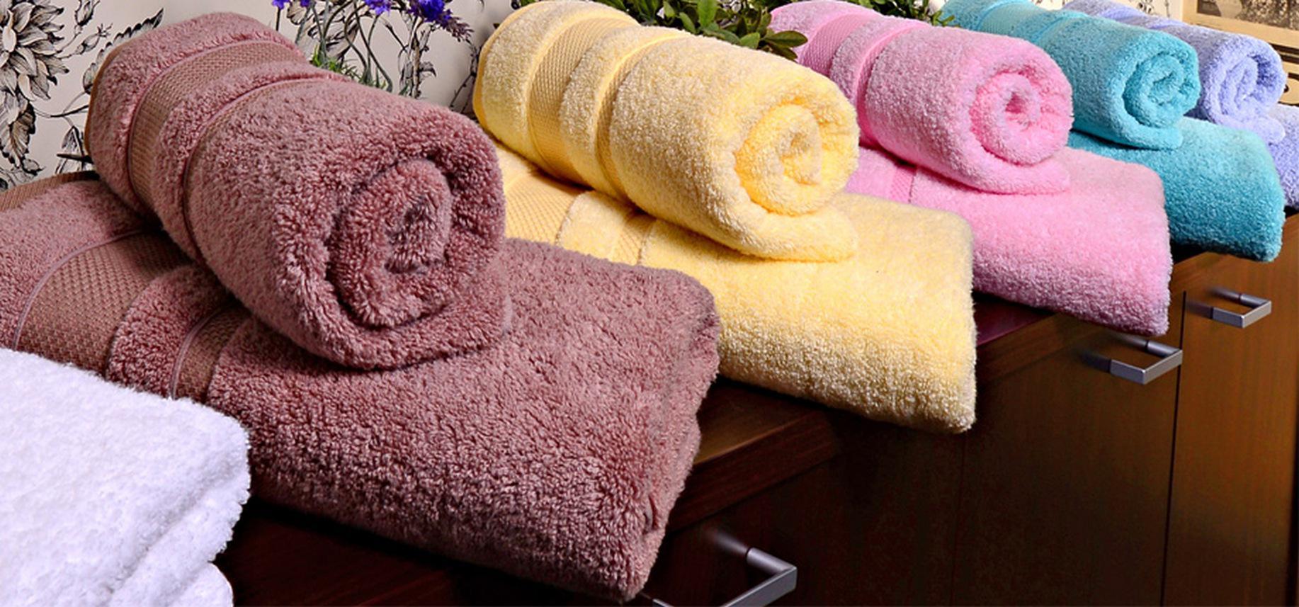 как сделать мягкими полотенца