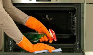 Бытовая химия для духовки