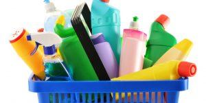 Виды синтетических моющих средств