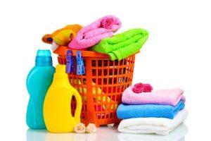 Применение синтетических моющих средств