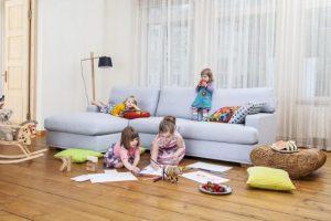 Как удалить запах детской мочи с дивана