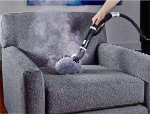Как обрабатывать диван паром
