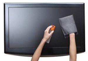 Средства для чистки ЖК экрана