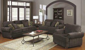 Как почистить диван из шенилла
