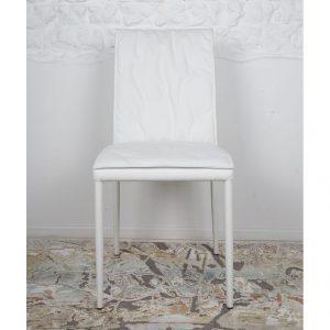 Чем отмыть стул из кожзама белого цвета