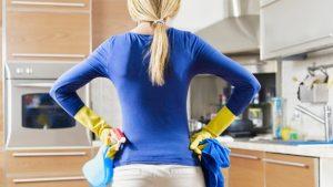 Как очистить газовую плиту