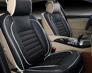 Как почистить кожаные кресла в машине