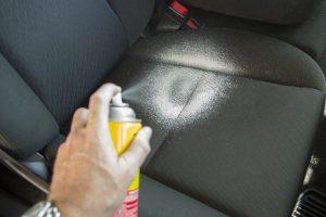 Как отмыть кресла в автомобиле