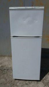 Как удалить вмятину на холодильнике