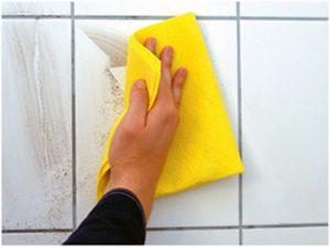 Почистить кафельную плитку — главные правила