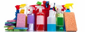 Химические магазинные средства