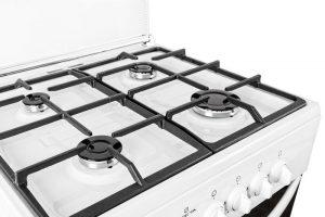 Как почистить решётку газовой плиты от жира и нагара