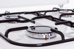 Чем очистить решетку газовой плиты от нагара и жира