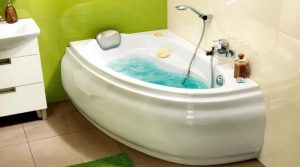Преимущества и недостатки акриловой ванны