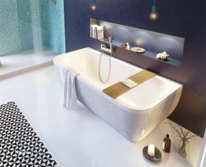 На что обращать внимание при выборе ванны?