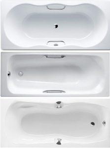 Какая ванна лучше — акриловая или чугунная?