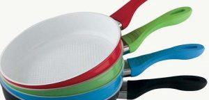 Как отмыть сковороду с антипригарным покрытием