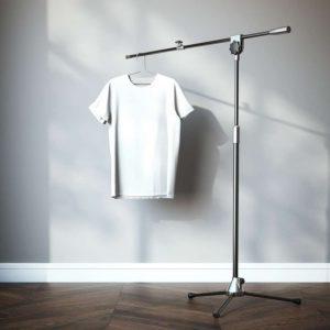 Как погладить футболку без утюга быстро
