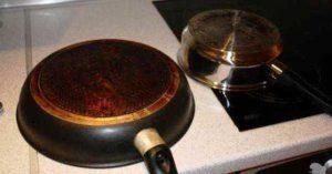 Как почистить сковороду с антипригарным покрытием снаружи