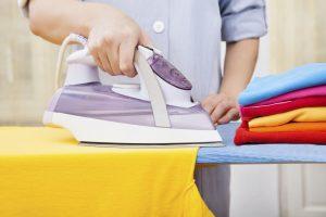 Как гладить футболку с принтом
