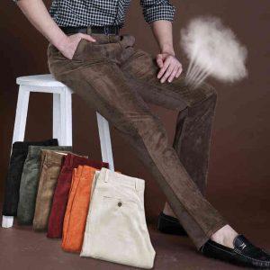 Как гладить вельветовые брюки