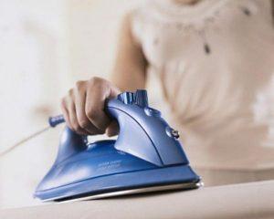 Как гладить фатин