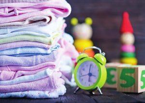Зачем гладить вещи новорождённого