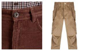 Как правильно гладить брюки из вельвета