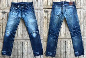 Как погладить джинсы без утюга
