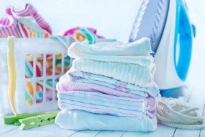 Как гладить детские вещи для новорождённых