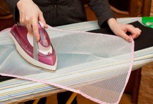 Как правильно гладить брюки