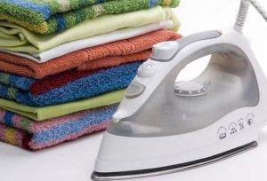 Надо ли гладить махровые полотенца после стирки