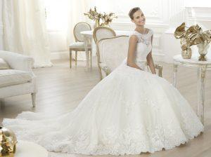 Как отпарить свадебное платье в домашних условиях