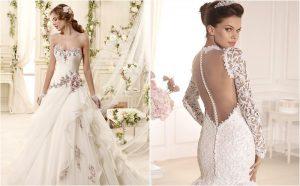 Как погладить свадебное платье в домашних условиях